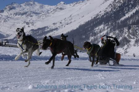 © Johanna Hungerbuehler - Training
